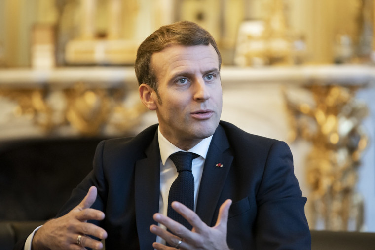Francja, Emmanuel Macron, lockdown, koronawirus, pandemia, COVID19, SARS