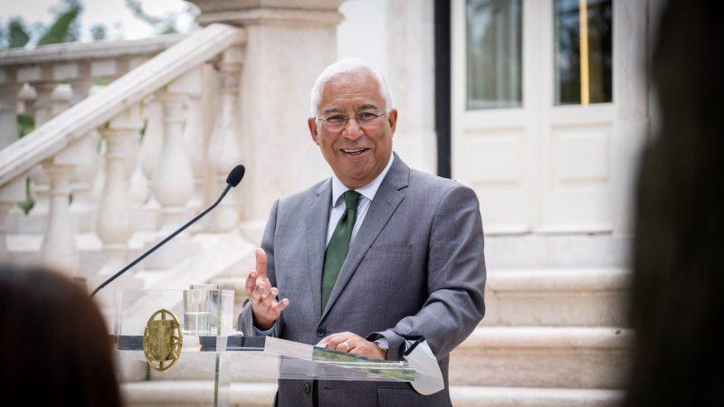 António Costa, Portugalia