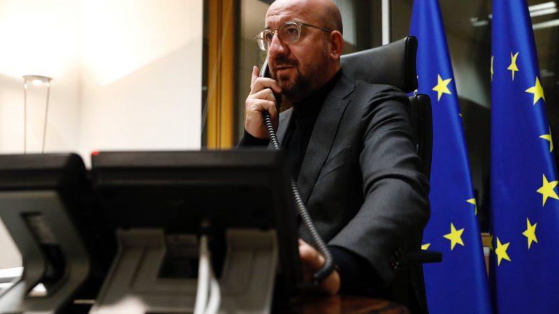 Unia Europejska, Komisja Europejska, Charles Michel, klimat, środowisko, emisje CO2