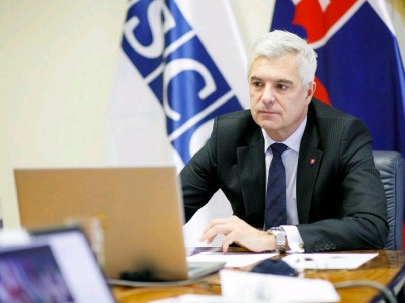 Słowacja, Rosja, Chyny, Unia Europejska, NATO