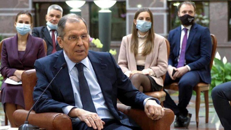 Siergiej Ławrow, Rosja, MSZ
