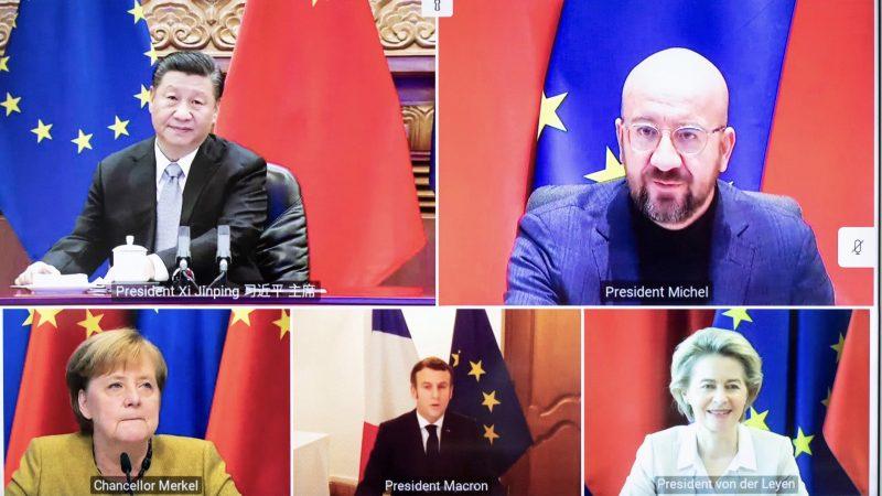 UE, Chiny, porozumienie