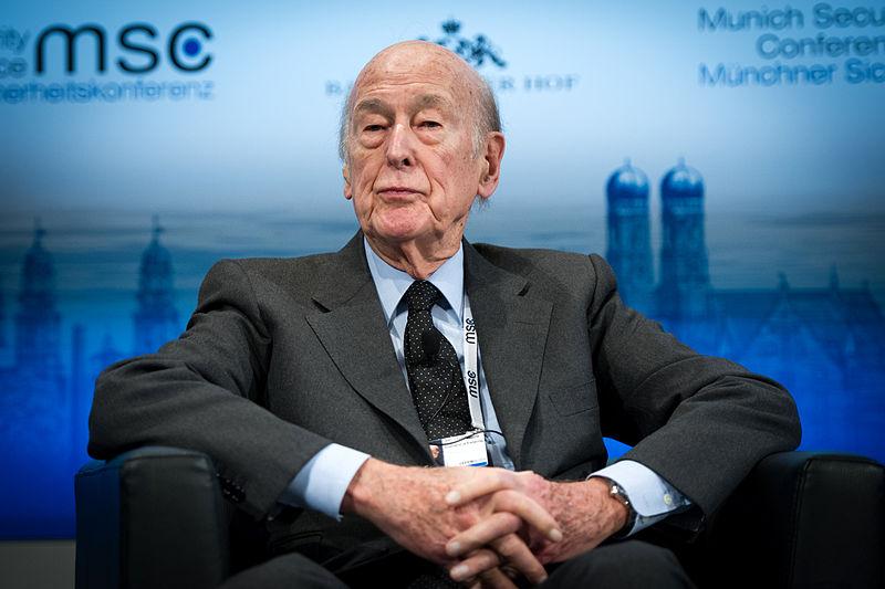 Francja, Valéry Giscard d'Estaing