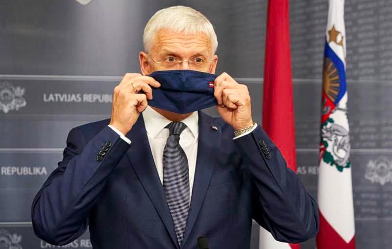 Premier Łotwy Krišjānis Kariņš, źródło: Facebook/Krišjānis Kariņš (@karinskrisjanis)