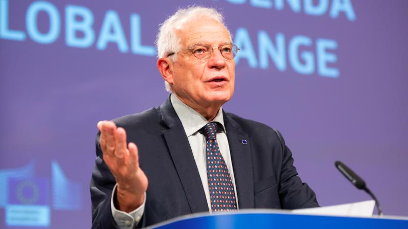 Wysoki Przedstawiciel UE ds. polityki międzynarodowej i bezpieczeństwa Josep Borrell, źródło: EC - Audiovisual Service/European Union 2020, fot. Aurore Martignoni