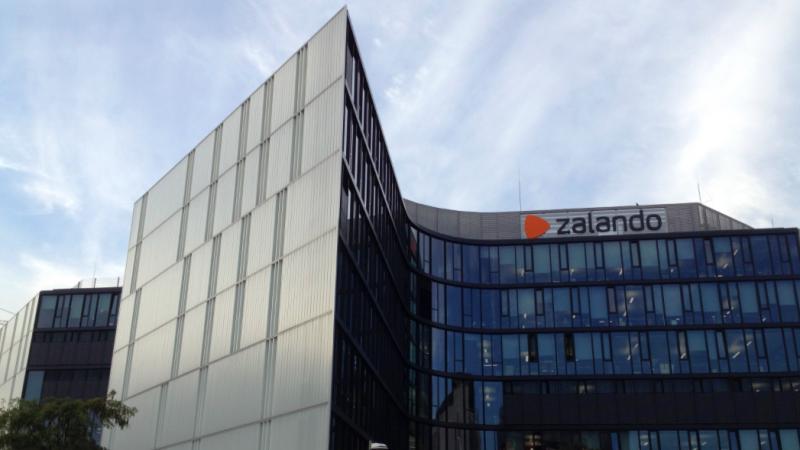 Siedziba główna Zalando w Berlinie, źródło: Wikipedia, fot. Lear 21 (CC BY-SA 4.0)