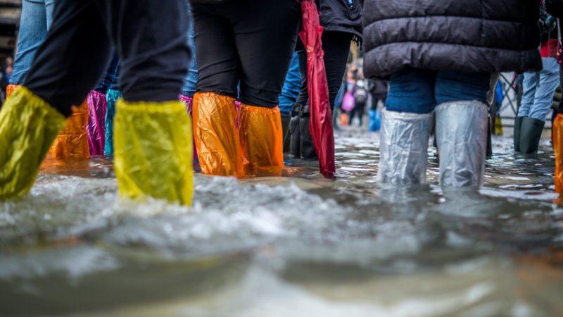 zmiany klimatu, środowisko, polska, Grupa wyszehradzka, deszcz