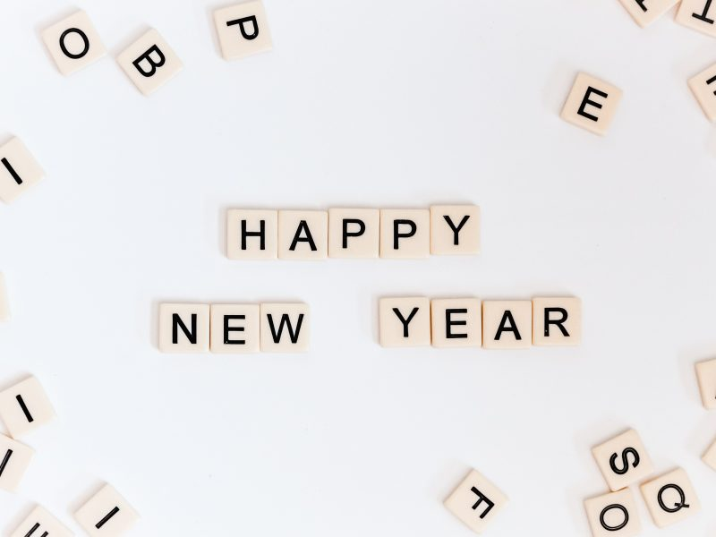 nowy rok, 2021
