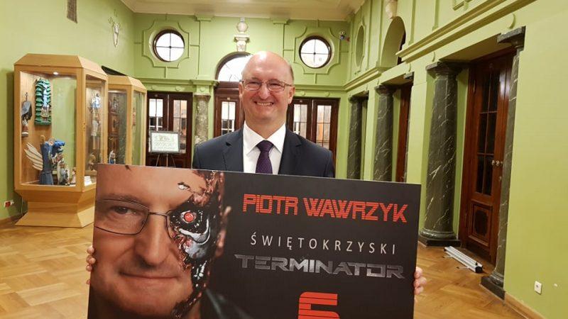 Wiceszef MSZ Piotr Wawrzyk, kandydat PiS na RPO, źródło twitter Piotr Wawrzyk