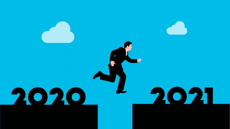 Jaki będzie 2021 r.? (Obraz mohamed Hassan z Pixabay)