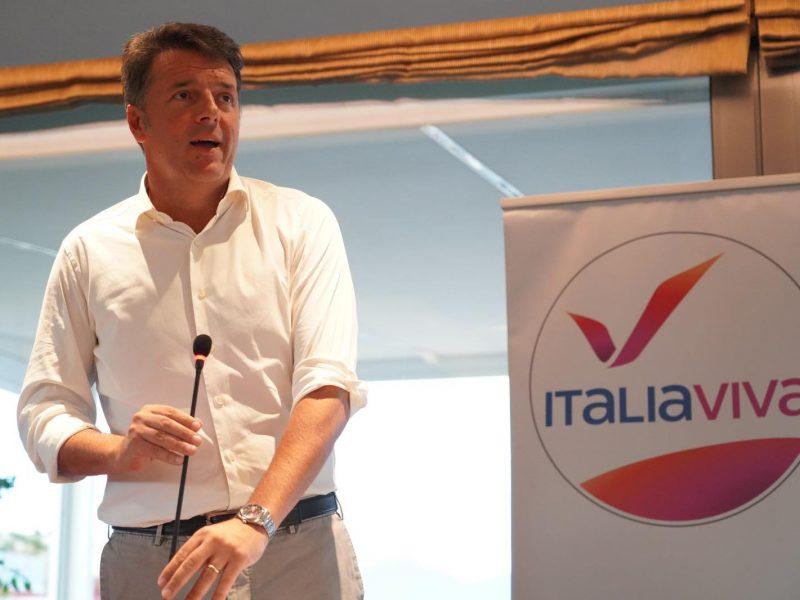 Matteo Renzi, Italia Viva