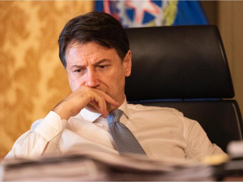 Giuseppe Conte, Włochy, premier