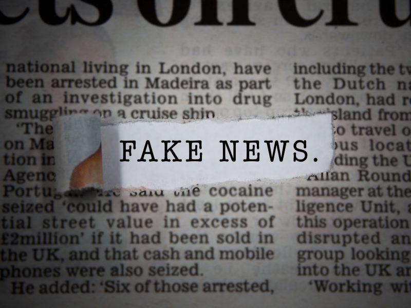 fake news, dezinformacja, fejk