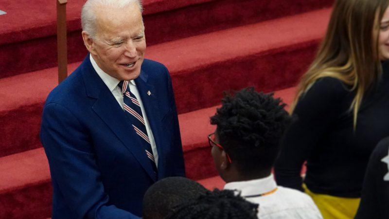 USa, Biden, klimat, zmiany klimatyczne, COP 26, John Kerry, Kamala Harris
