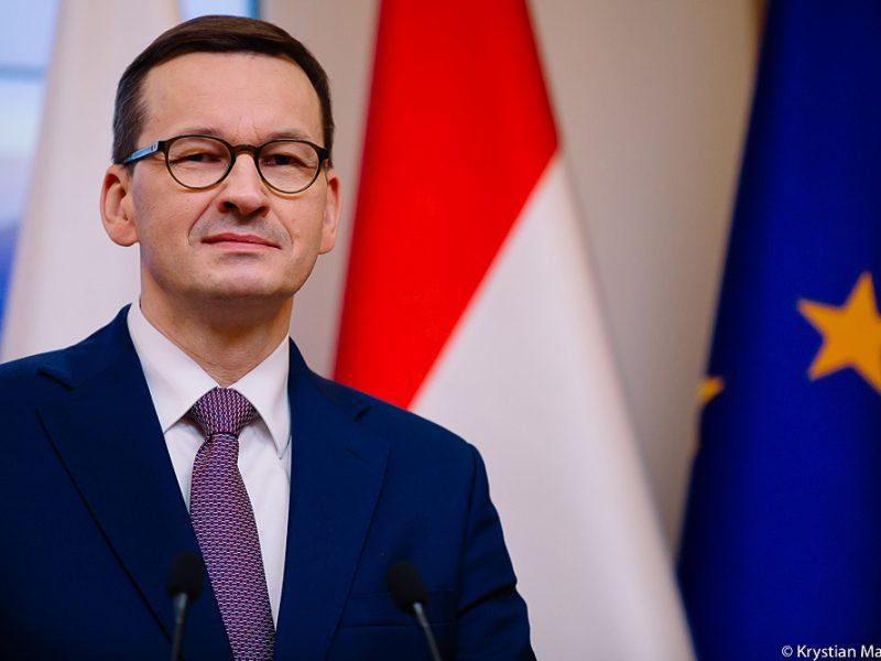 Polska, Mateusz Morawiecki, media społęcznościowe, Facebook, Instagram, Twitter