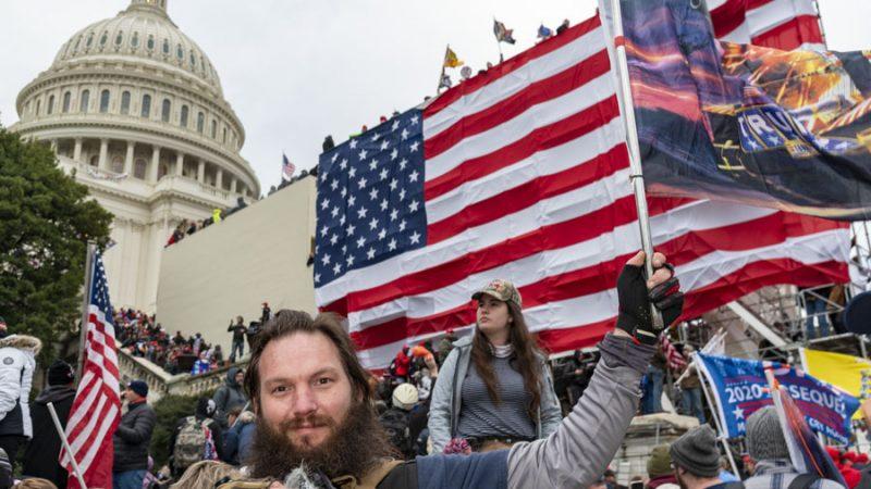 USA, zamieszki, Waszyngton, strajki
