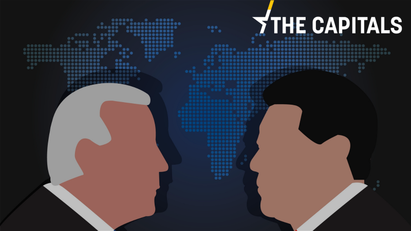 USA, Chiny, Unia Europejska, Biden