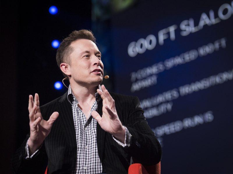 Elon Musk stał się najbogatszym człowiekiem na świecie, fot. James Duncan Davidson (CC BY-NC 3.0)