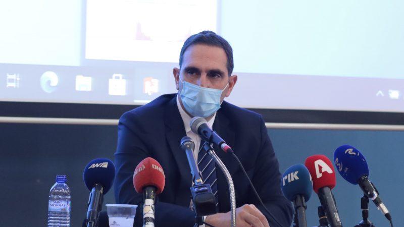Cypr, Konstantinos Ioannou, minister zdrowia