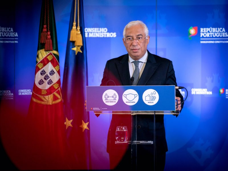 António Costa, Portugalia, premier