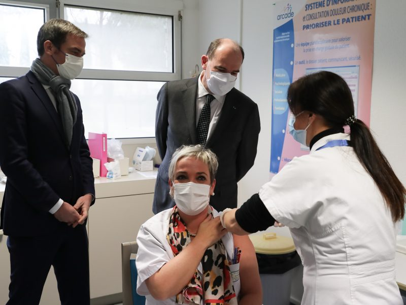Francja, pandemia, koronawirus, COVID-lockdown