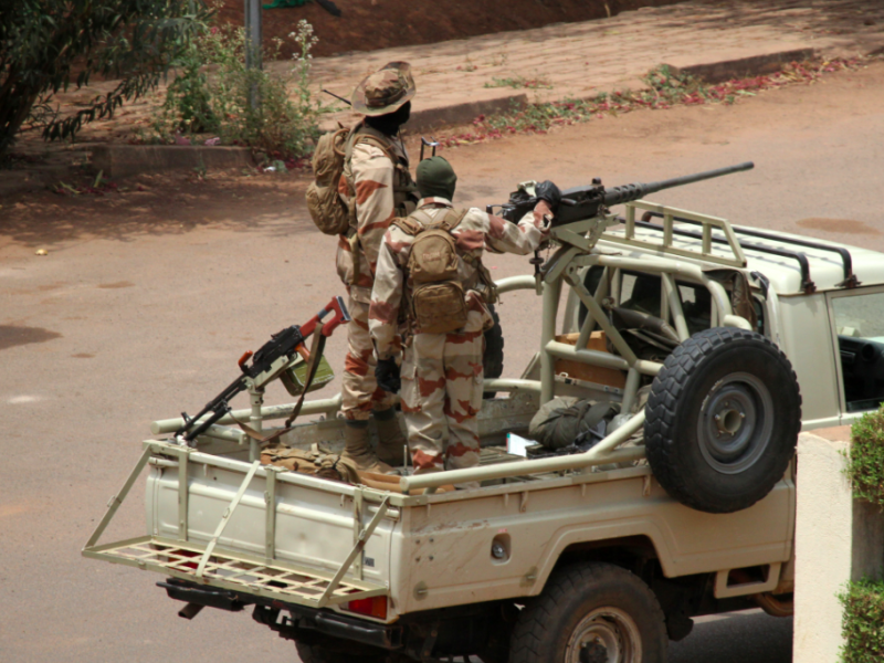 MImo prowadzenia pod wodzą Francji wojskowych misji, rejon Sahelu wciąż boryka sięz islamskim terroryzmem, źródło: Wikipedia, fot. Magharebia (CC BY 2.0)