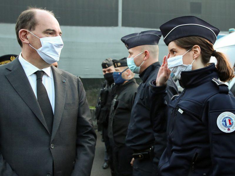 Premier Francji Jean Castex, źródło: Twitter/Jean Castex (@JeanCASTEX)