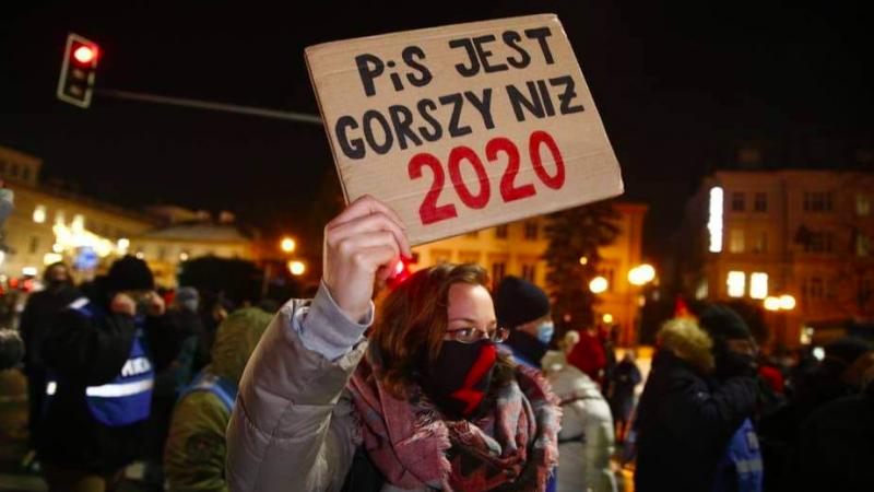 Aborcja, Polska, Strajk Kobiet, Unia Europejska, prawa kobiet, Trybunał Konstytucyjny
