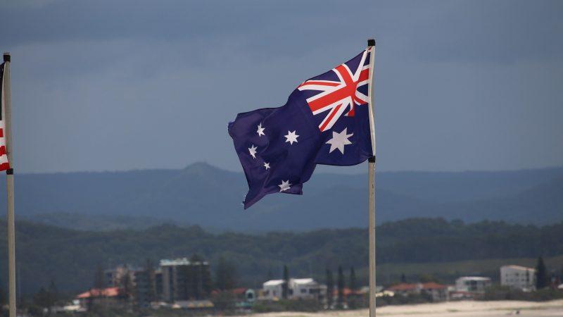 Australia, flaga
