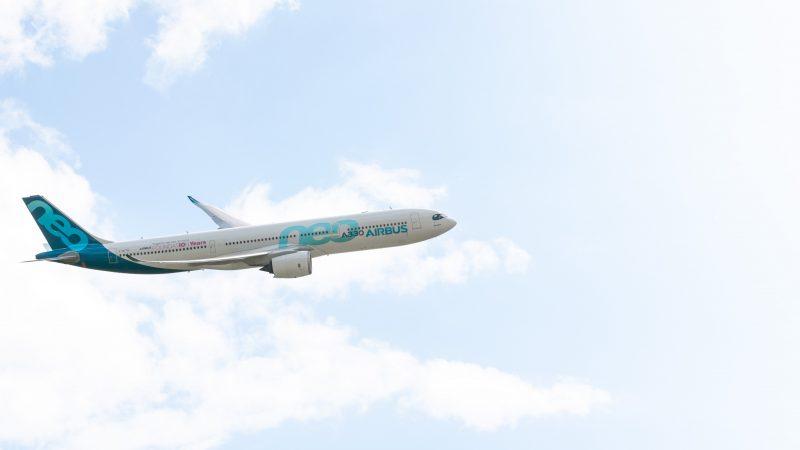 Europejski Airbus to największy konkurent amerykańskiego Boeina (Photo by Géraud Gordias on Unsplash)
