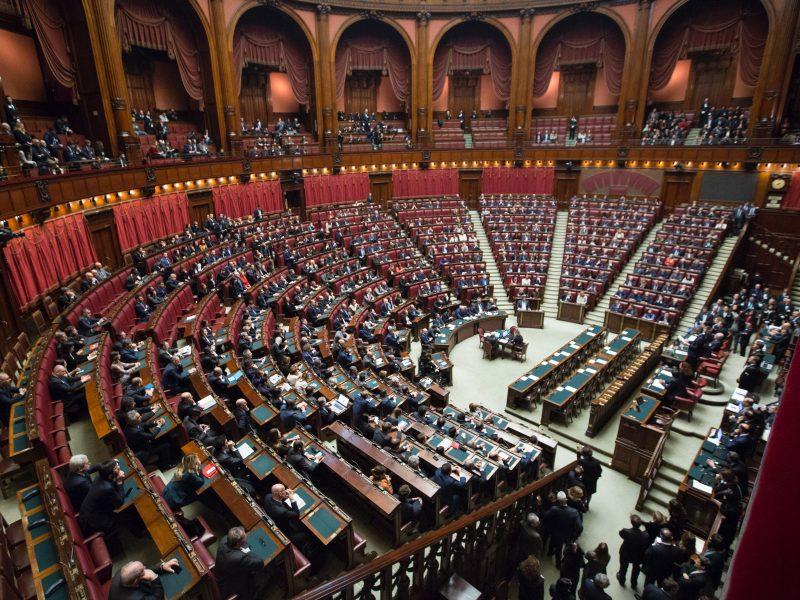 Włochy, parlament, rząd