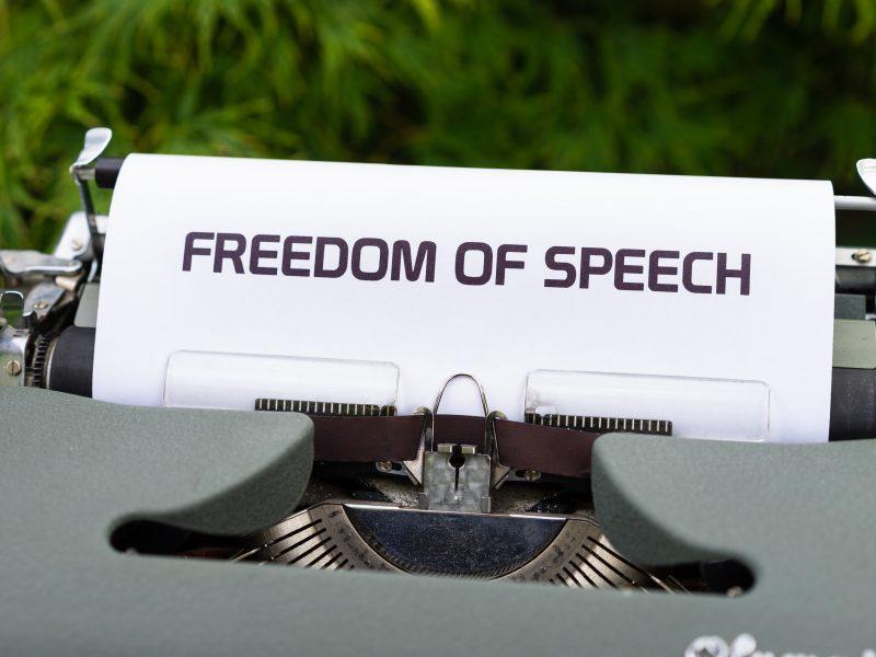wolność mediów, wolność słowa, cenzura
