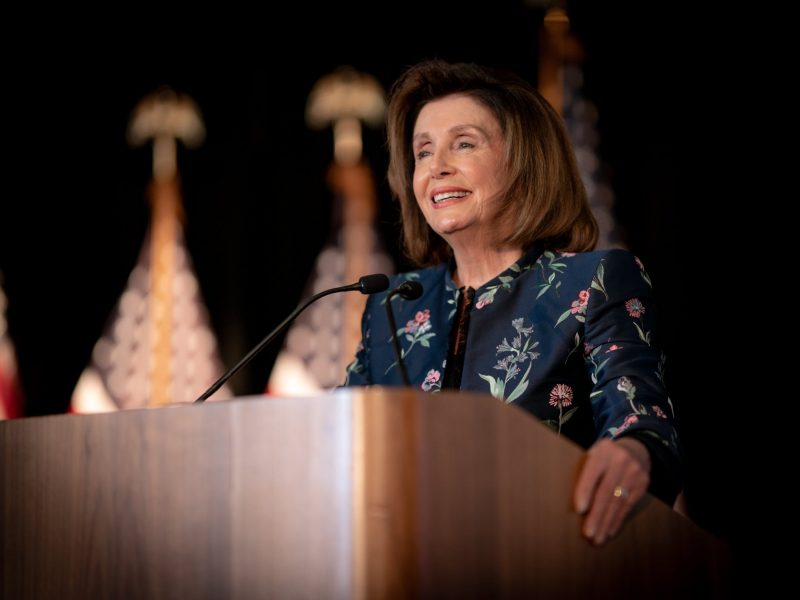 Nancy Pelosi, Demokraci, USA