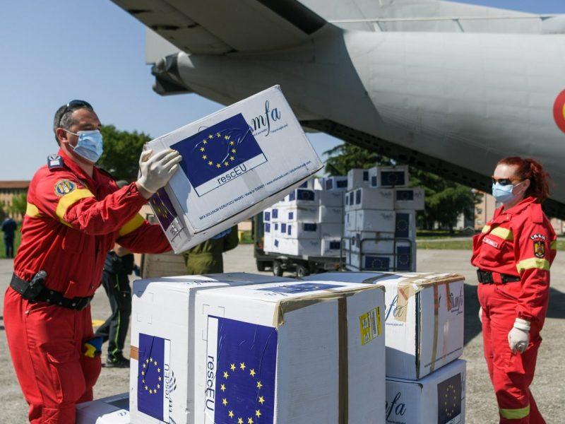 Unijny Mechanizm Ochrony Ludności, pandemia, Unia Europejska, Komisja Europejska, UMOL, COVID19, koronawirus, Polska, Parlament Europejski, Rada UE