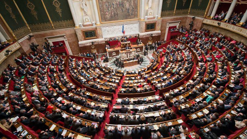 Zgromadzenie Narodowe, Francja, radykalny islam, Turcja, Mahomet, Erdogan, Paty, Paryż, Senat
