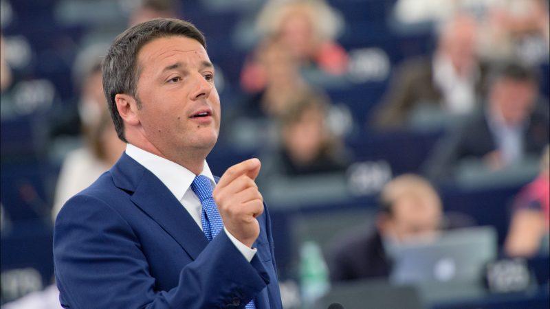 Włochy, Arabia Saudyjska, Renzi, Salman, skandal, korupcja