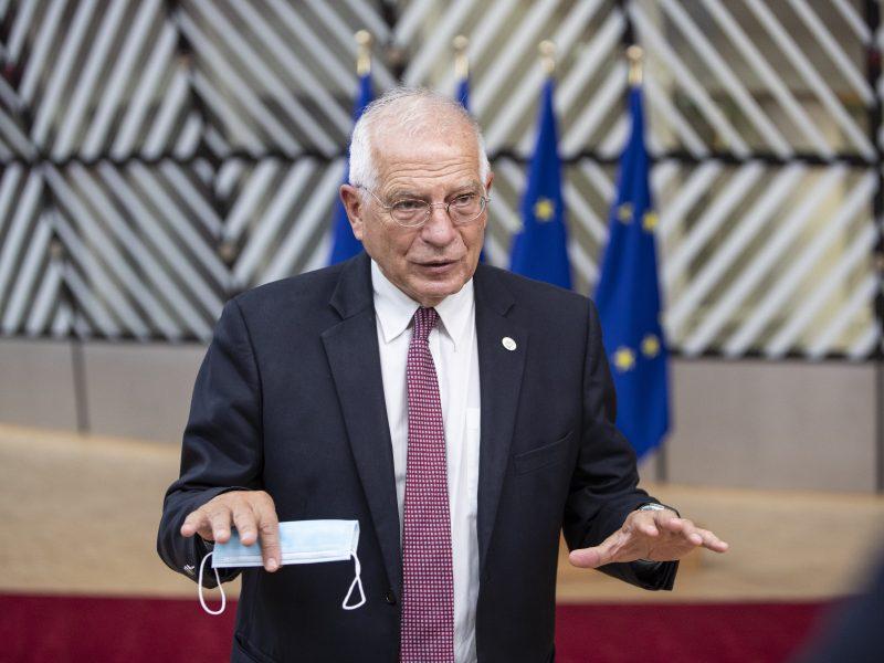 Josep Borrell, UE, Unia Europejska