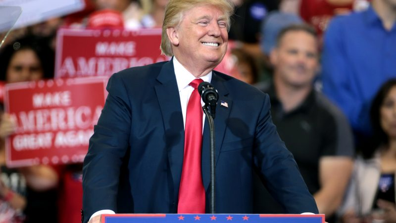 Donald Trump, USA, Biden, proces, Senat, impeachment, demokracja, Kongres