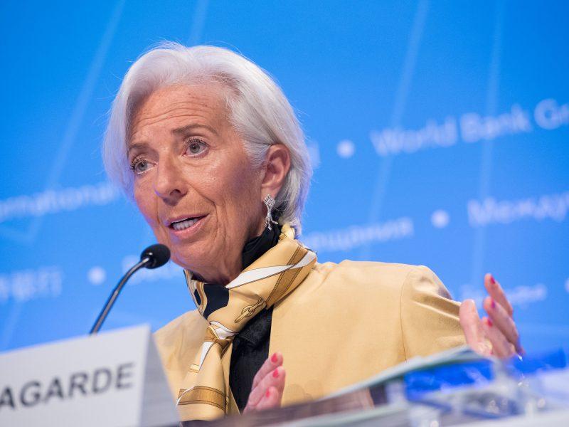 dług, Europejski Bank Centralny, Unia Europejska, strefa euro, pandemia, COVID-19, Piketty, Lagarde,
