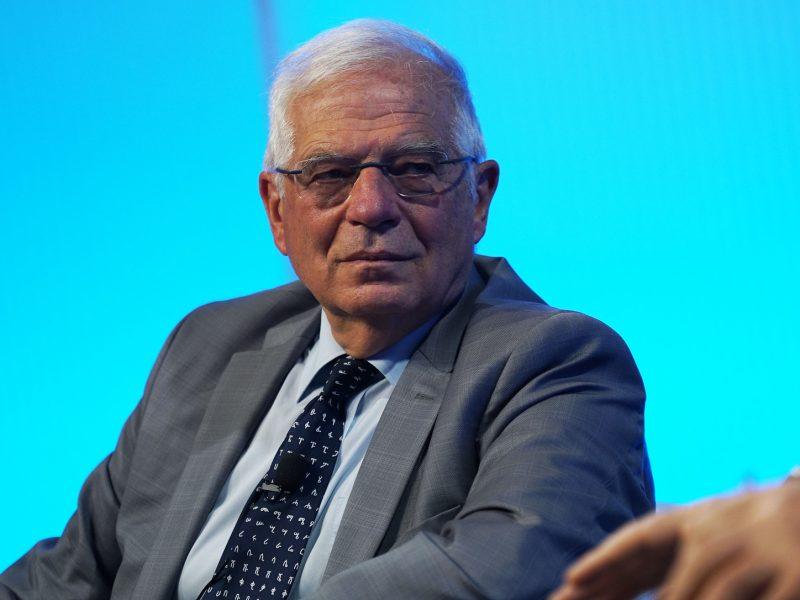 Komisja Europejska, koronawirus, Josep Borrell, multilateralizm, Ursula von der leyen