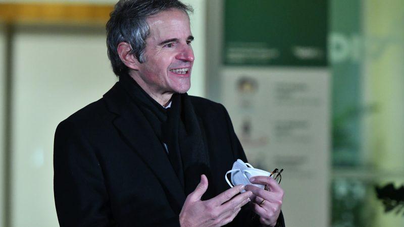 Rafael Mariano Grossi, Międzynarodowa Agencja Energii Atomowej, MAEA