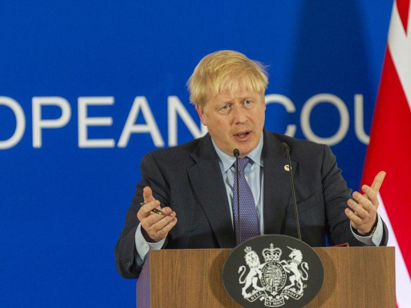 Wielka Brytania, premier, Boris Johnson