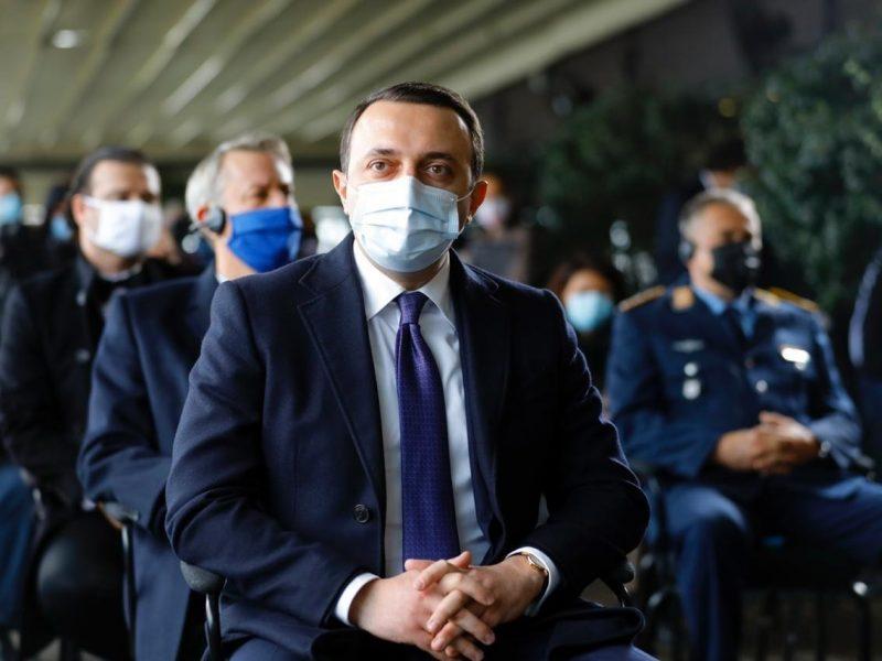 Irakli Garibaszwili, Gruzja, premier