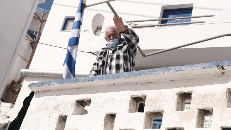 Grecja, lockdown, pandemia, koronawirus, Attyka, Ateny
