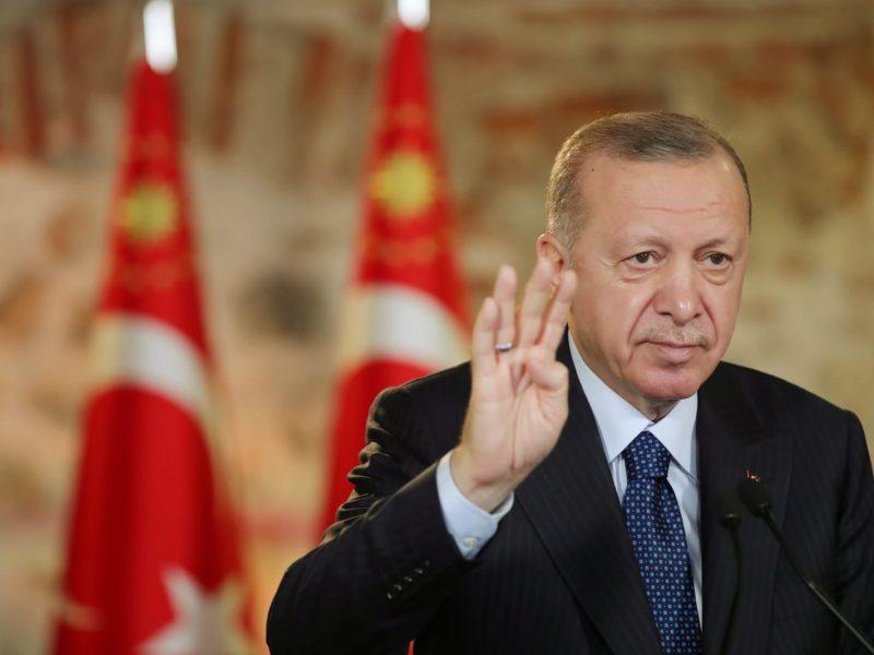 Turcja, Cypr, Grecja, Cypr Północny, Erdogan, ONZ, Wielka Brytania, Mitsotakis