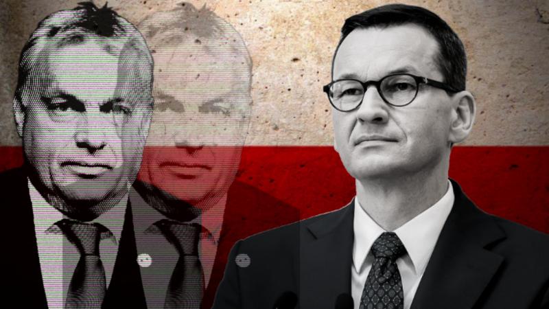 Viktor Orban, Mateusz Morawiecki, Polska, Węgry, podatek, mediabezwybory, Wielinski, Zbytniewska, Unia Europejska, PiS, Kaczyński, Morawiecki, TVP, TVN