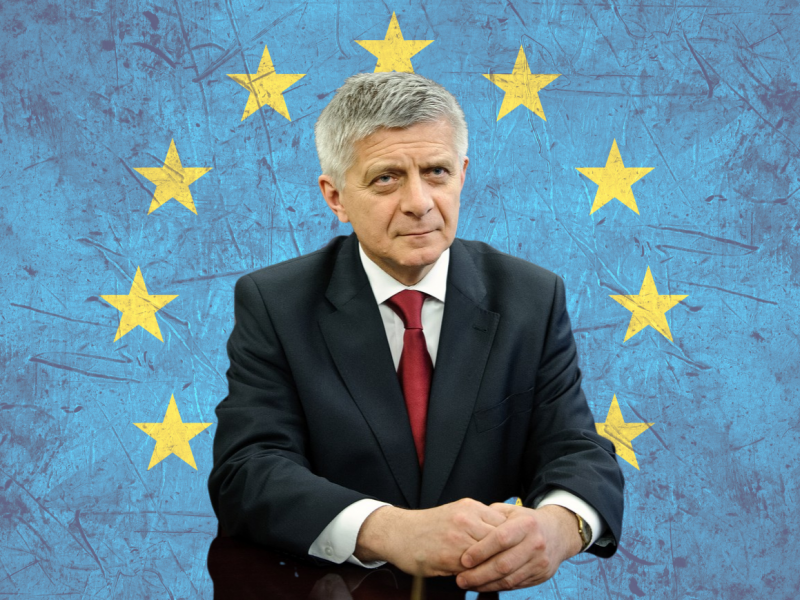 Marek Belka, wicepremier, NBP, Europarlament