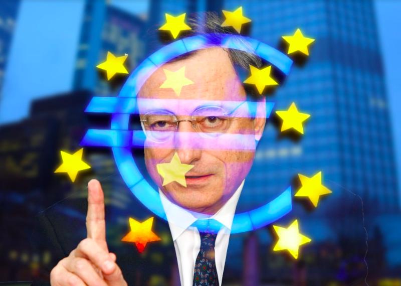 Mario Draghi był dotąd znany jako wielki zwolennik silnej europejskiej waluty, źródło: pxhere (CC0 Public Domain)