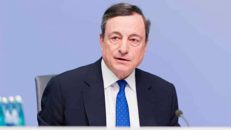 Włochy, Draghi, pandemia, Berlusconi, Forza Italia, Salvini, Conte, Mattarella, rząd, EBC
