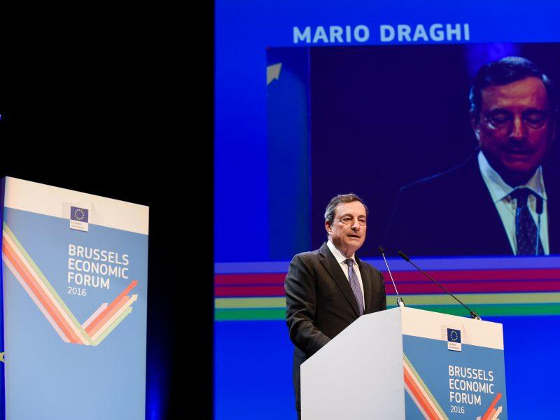 Mario Draghi jest bliski zostania nowym premierem Włoch, źródło: EC - Audiovisual Service/European Union 2016, fot. Jennifer Jacquemart